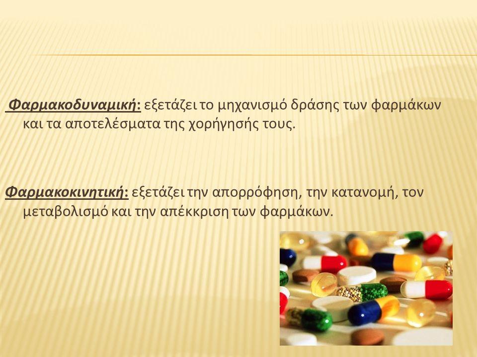Η διάλυση και η απορρόφηση των δραστικών συστατικών ενός φαρμακευτικού προϊόντος είναι απαραίτητες προϋποθέσεις για την εμφάνιση κάποιας συστηματικής φαρμακολογικής δράσης.