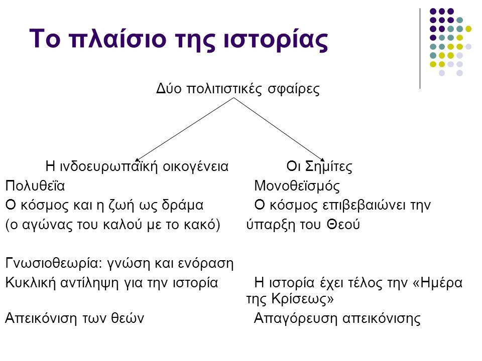 Το πλαίσιο της ιστορίας Απόστολος Παύλος: «Άνδρες της Αθήνας, σας βλέπω παραδομένους στη λατρεία των ειδώλων.