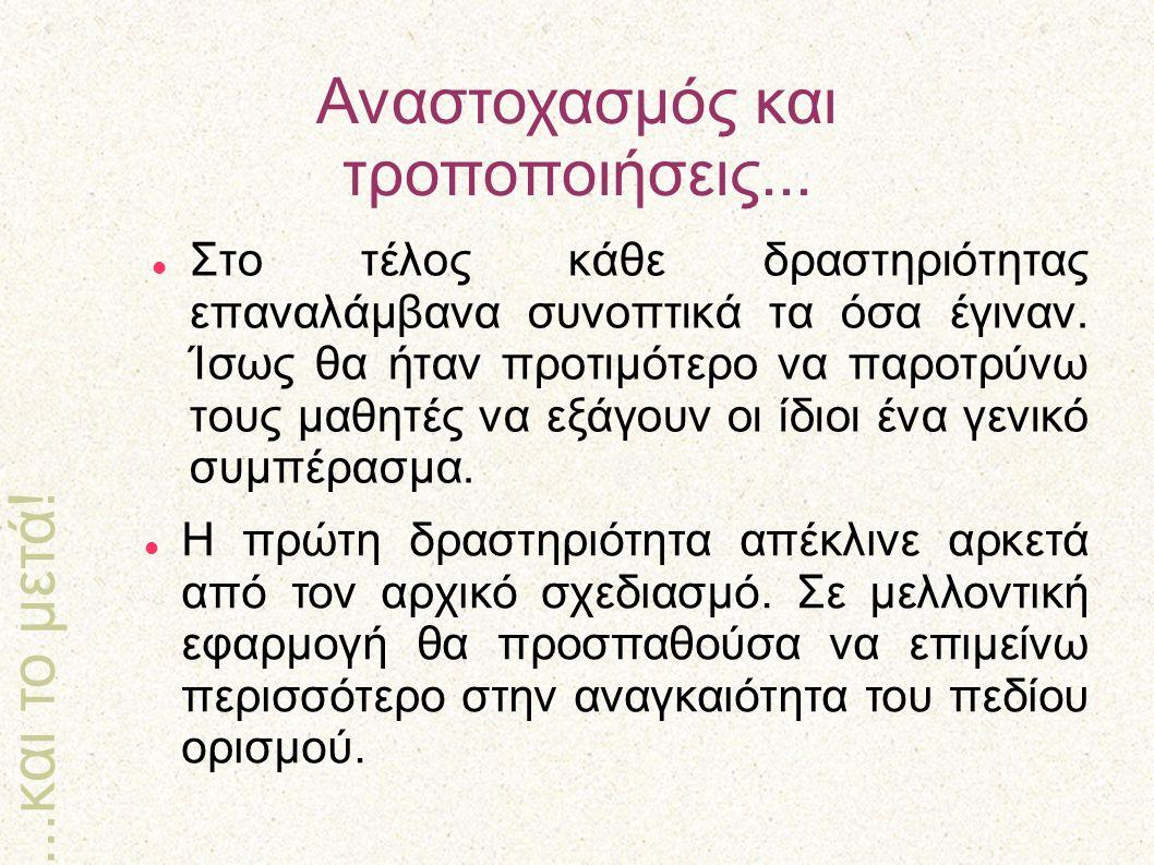 Πηγές: ◦ Ανδριόπουλος Θ.