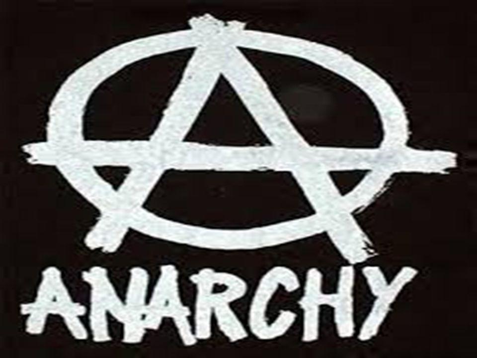 ΑΝΑΡΧΙΑ O αναρχισμός (αγγλικά: anarchism, ισπανικά: anarquismο) είναι ένα ιδεολογικό πολιτικό και κοινωνικό κίνημα.