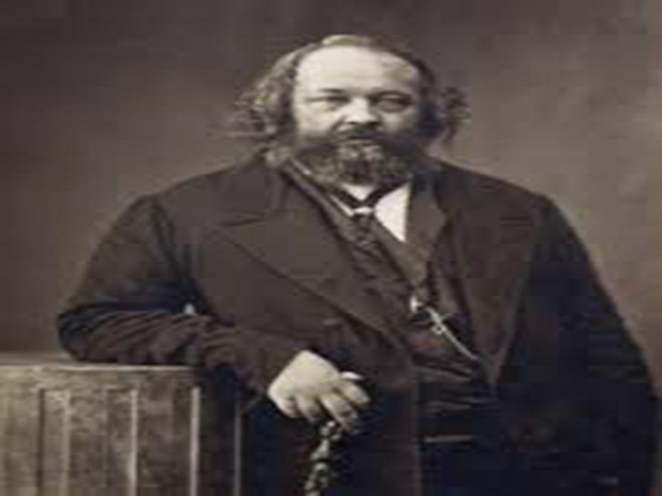 Ο Μιχαήλ Μπακούνιν, ένας από τους πιο σημαντικούς αναρχικούς του 19ου αιώνα, γεννήθηκε στο Πριαμούκινο κοντά στο Τβερ (σημερινό Καλίνιν), το 1814, στις 8 Μαΐου.