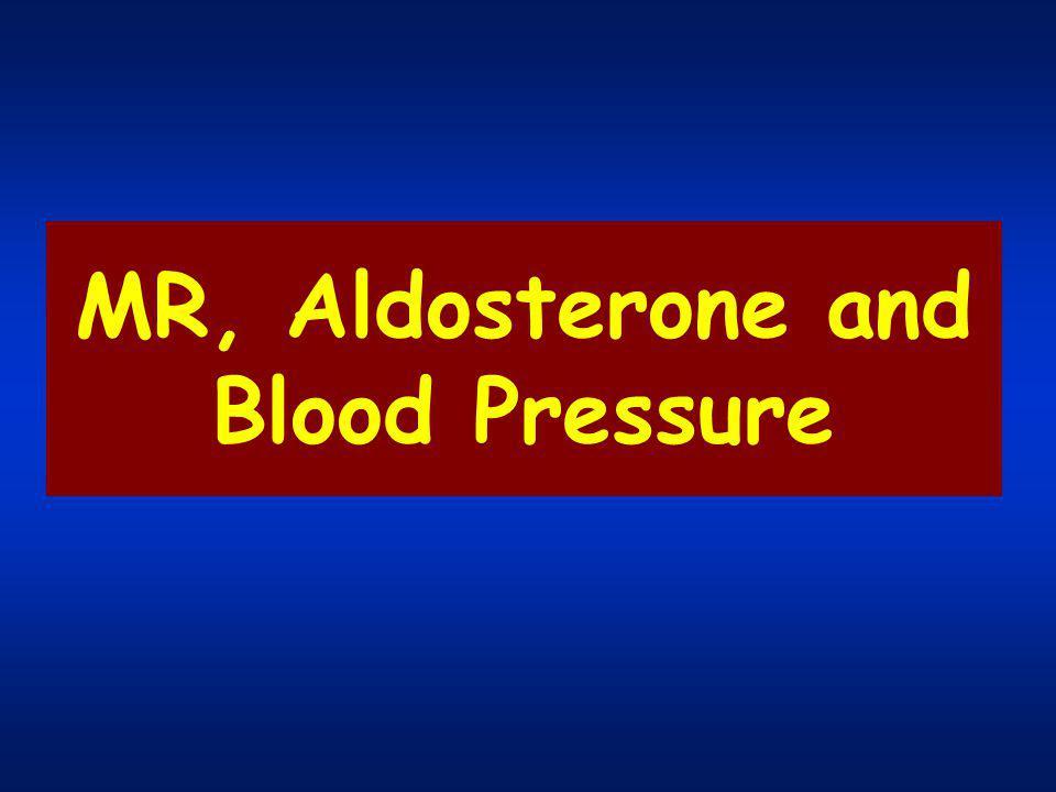 Aldosterone secretion is raised in response to sodium deficiency.
