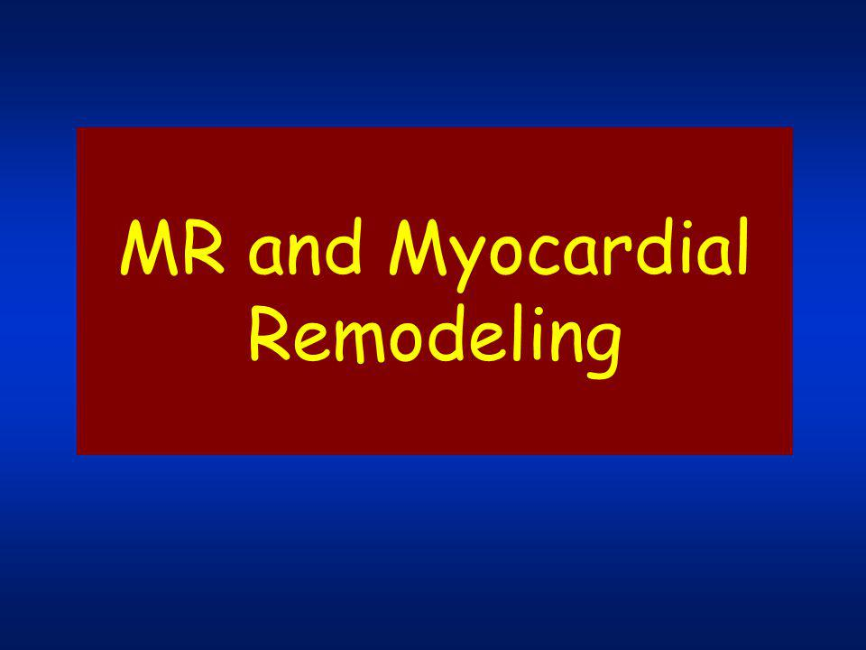 Cardiac tissue remodeling is characterised by: Accumulation of collagen fibers types I & III Cardiomyocyte hypertrophy Fibroblast proliferation Remodeling of the structural electrical coupling components of the myocardium MR, Aldosterone and Myocardial Remodeling Molecular and Cellular Endocrinology 350 (2012) 248–255.