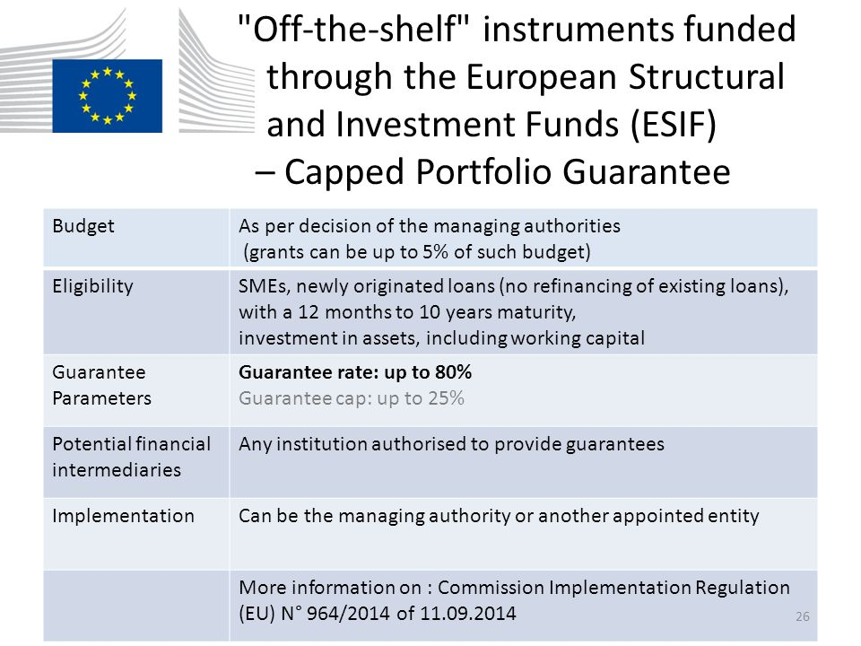 EIF restricted sectors – not eligible for cover a.