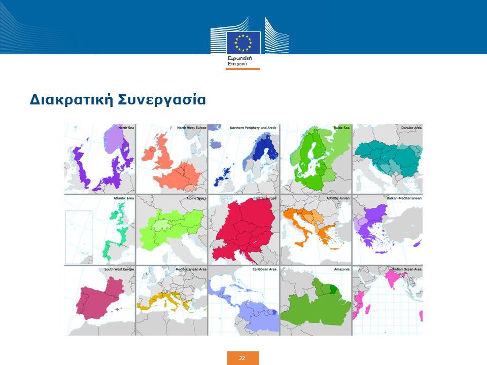 33 Διασυνοριακή Συνεργασία