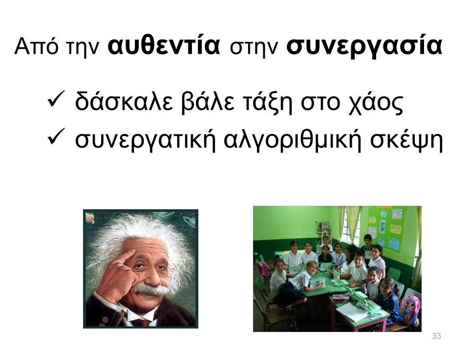 συνεργατικό υπερκείμενο στη διδασκαλία