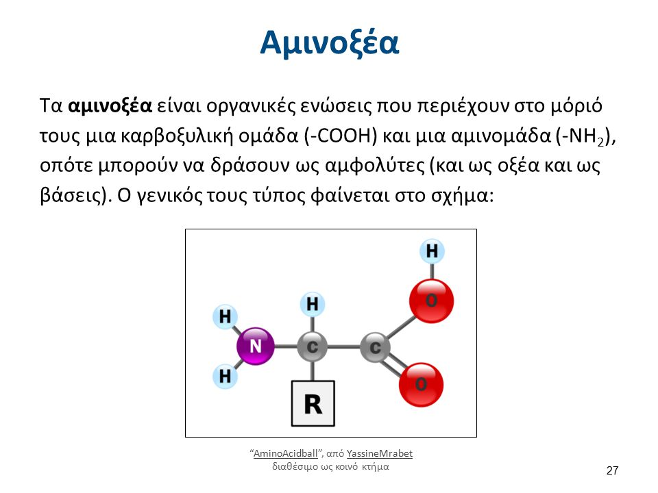 Πρωτεΐνες (1 από 2) Τα αμινοξέα αποτελούν τις δομικές μονάδες των πρωτεϊνών (λευκώματα).