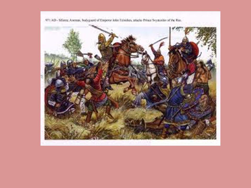 Ο Βασίλειος ο Β΄ συνέτριψε το στρατό τους στο Κλειδί της Μακεδονίας κοντά στον ποταμό Στρυμόνα.