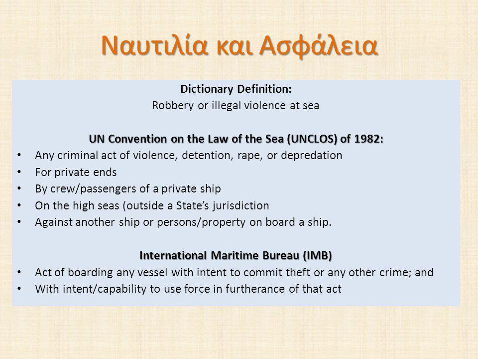 Ναυτιλία και Ασφάλεια Dictionary Definition: