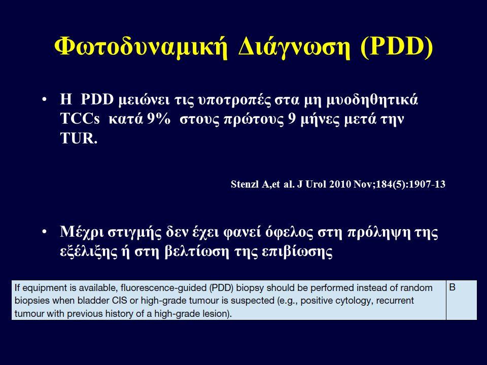Φωτοδυναμική Διάγνωση (PDD)