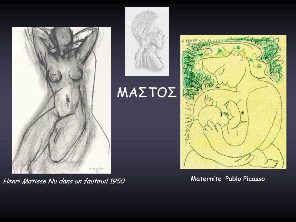 Maternite Pablo Picasso