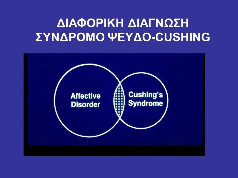 ΣΥΝΔΡΟΜΟ ΨΕΥΔΟ-CUSHING