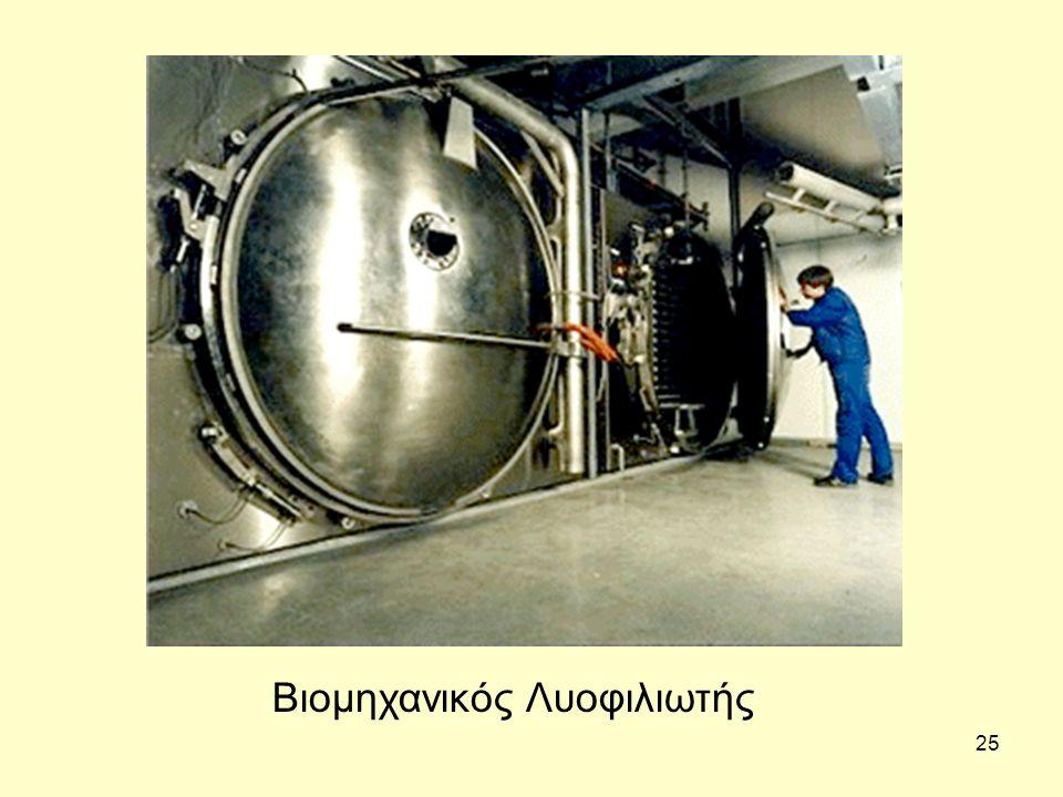 Βιομηχανικός Λυοφιλιωτής