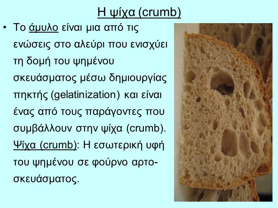 Η ψίχα (crumb)