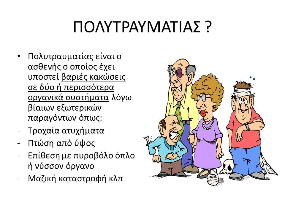 ΠΟΛΥΤΡΑΥΜΑΤΙΑΣ