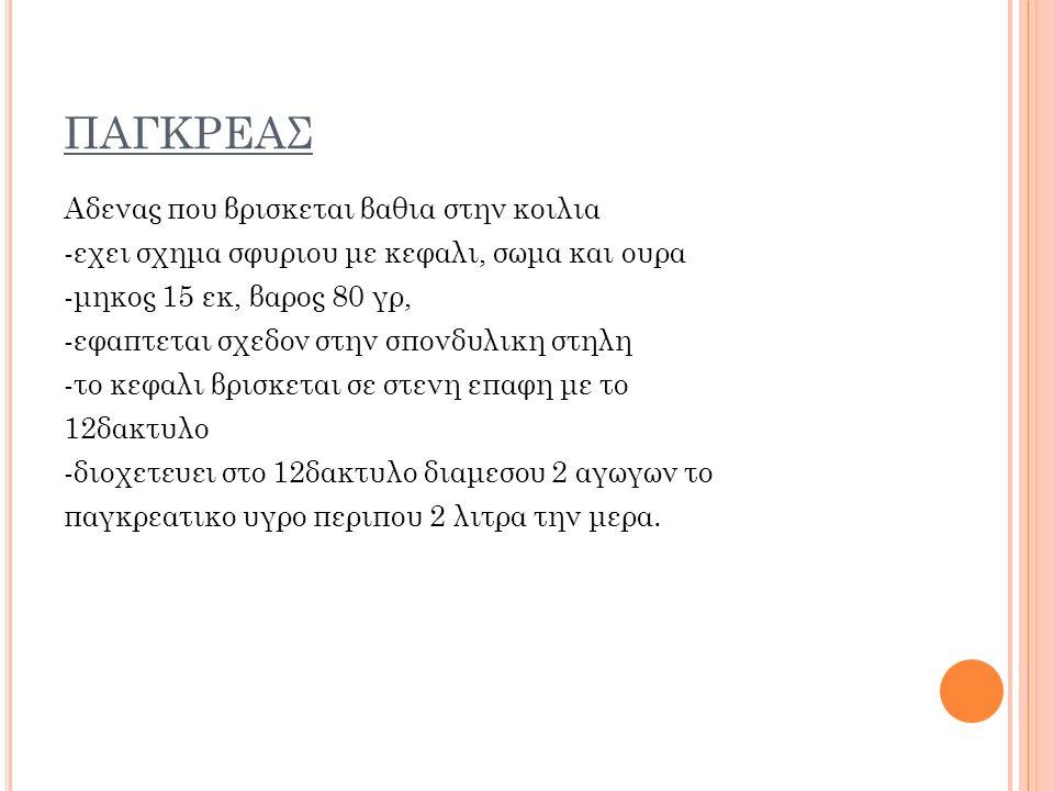ΠΑΓΚΡΕΑΣ