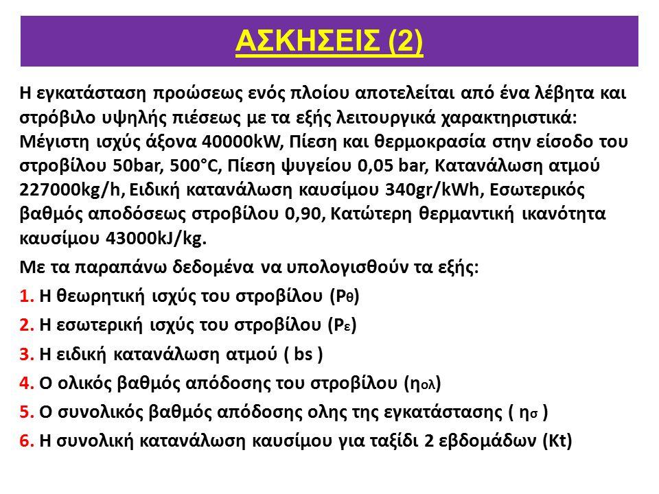 AΣΚΗΣΕΙΣ (2)