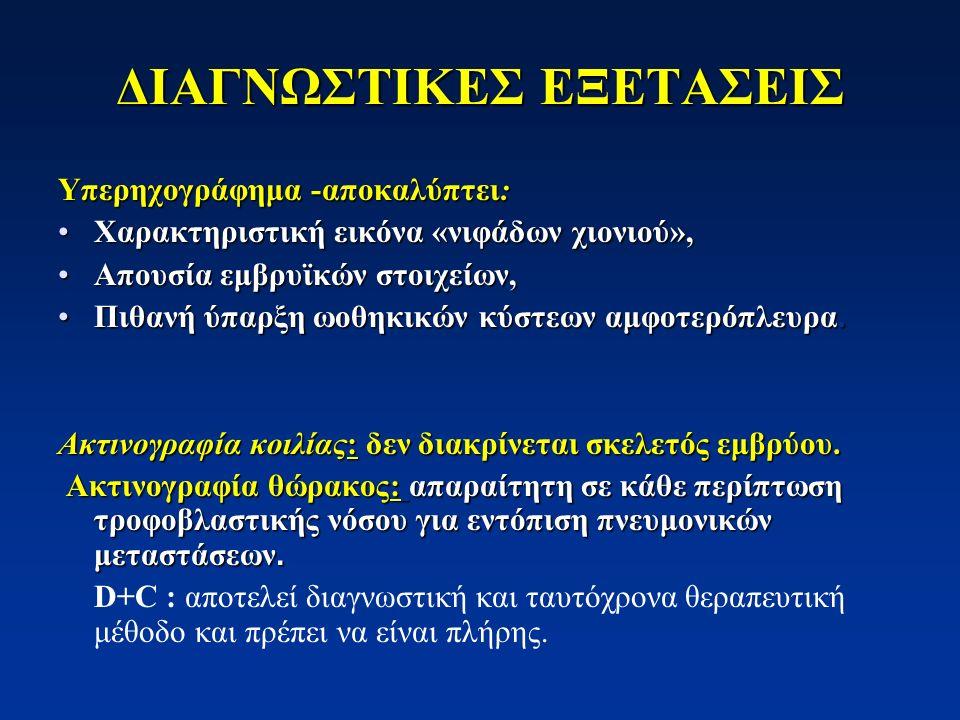 ΔΙΑΓΝΩΣΤΙΚΕΣ ΕΞΕΤΑΣΕΙΣ
