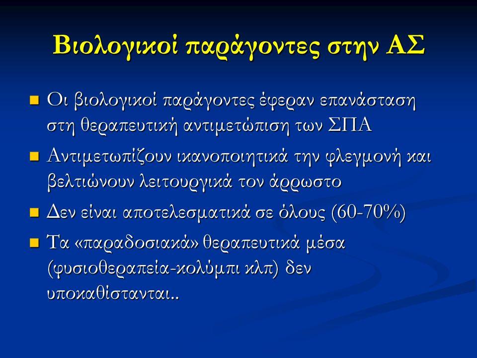 Βιολογικοί παράγοντες στην ΑΣ