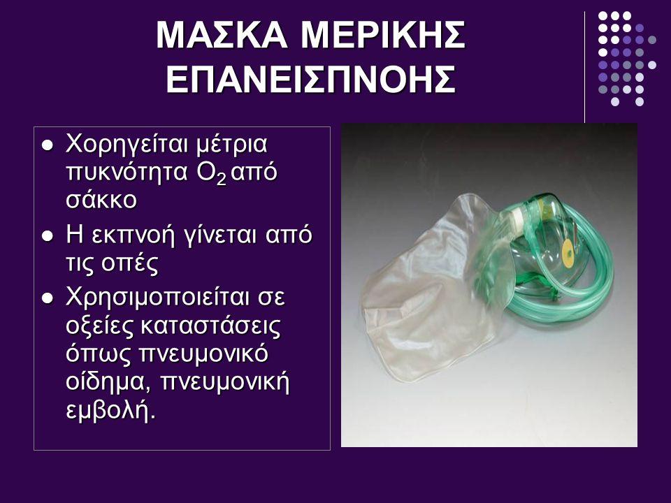 ΜΑΣΚΑ ΜΕΡΙΚΗΣ ΕΠΑΝΕΙΣΠΝΟΗΣ