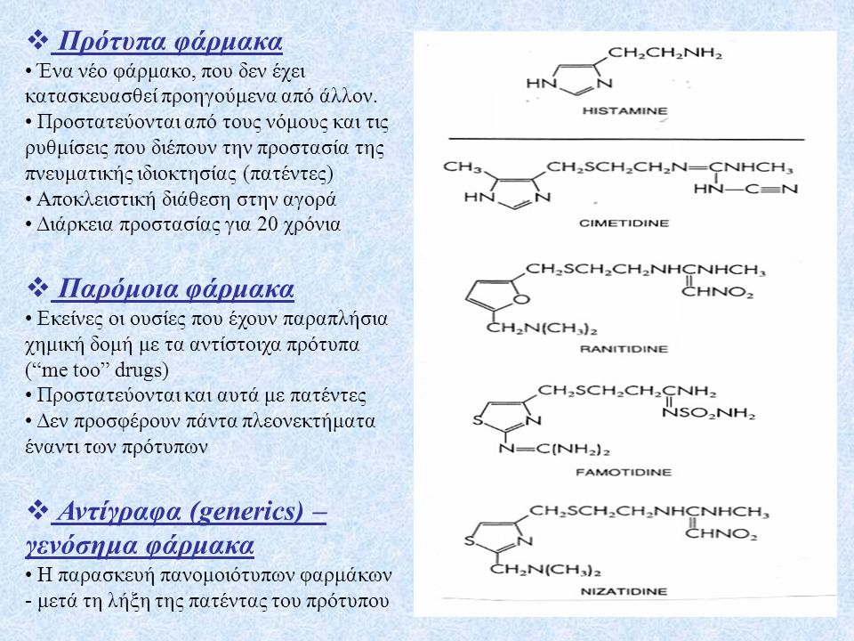 Αντίγραφα (generics) – γενόσημα φάρμακα