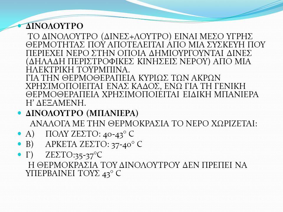 ΔΙΝΟΛΟΥΤΡΟ