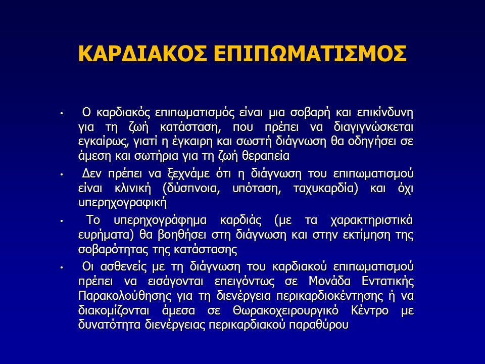 ΚΑΡΔΙΑΚΟΣ ΕΠΙΠΩΜΑΤΙΣΜΟΣ