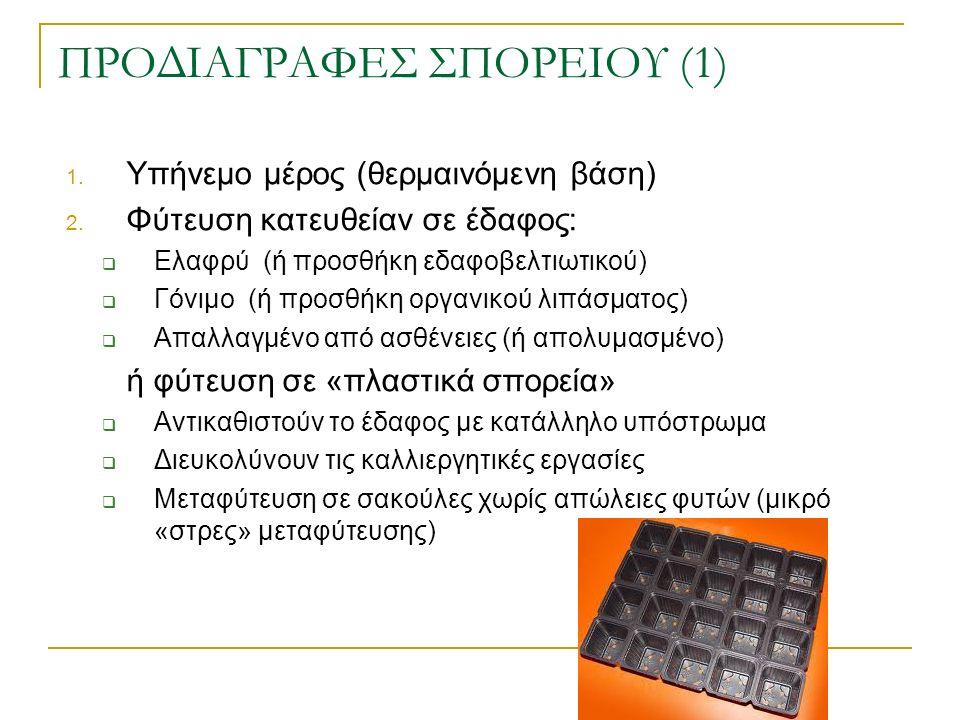 ΠΡΟΔΙΑΓΡΑΦΕΣ ΣΠΟΡΕΙΟΥ (1)