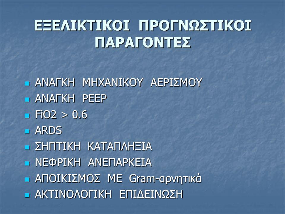 ΕΞΕΛΙΚΤΙΚΟΙ ΠΡΟΓΝΩΣΤΙΚΟΙ ΠΑΡΑΓΟΝΤΕΣ