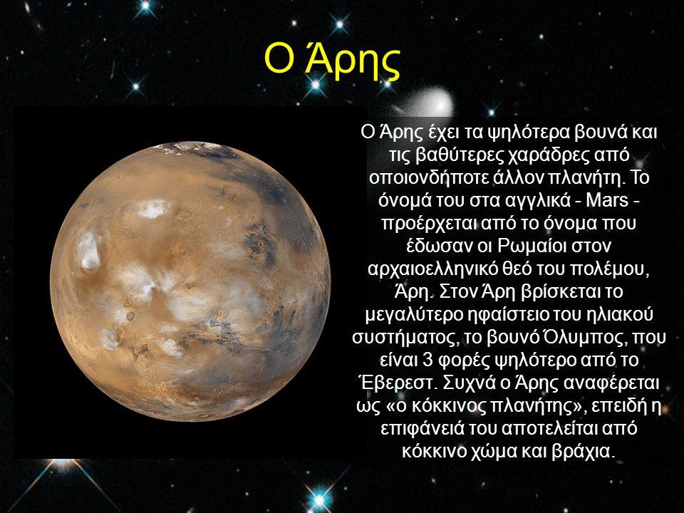 Ο Άρης