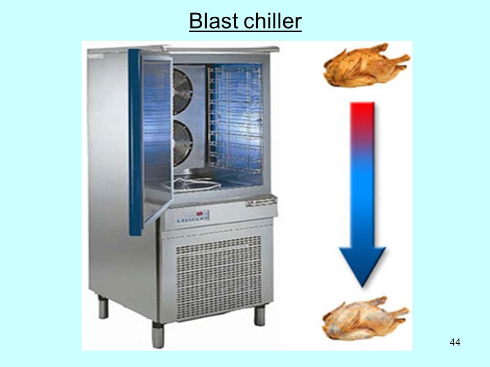 Βlast chiller