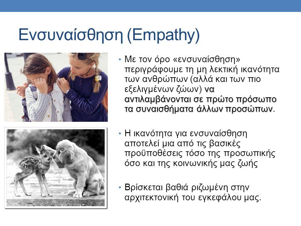 Ενσυναίσθηση (Empathy)