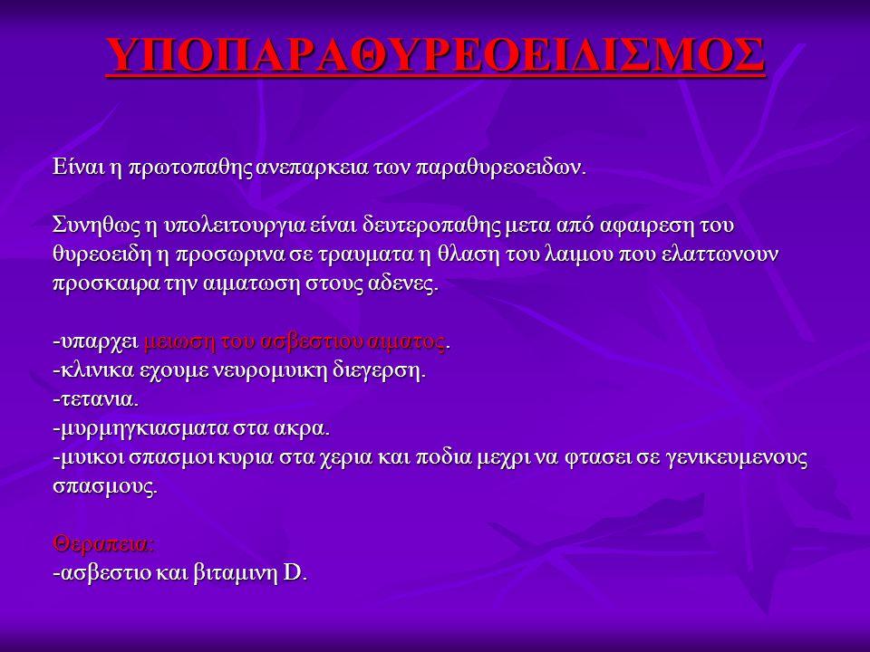 ΥΠΟΠΑΡΑΘΥΡΕΟΕΙΔΙΣΜΟΣ