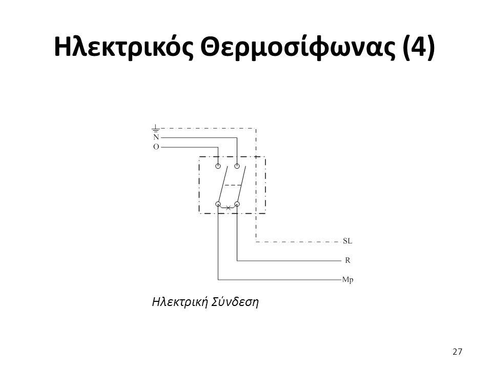 Ηλεκτρικός Θερμοσίφωνας (4)