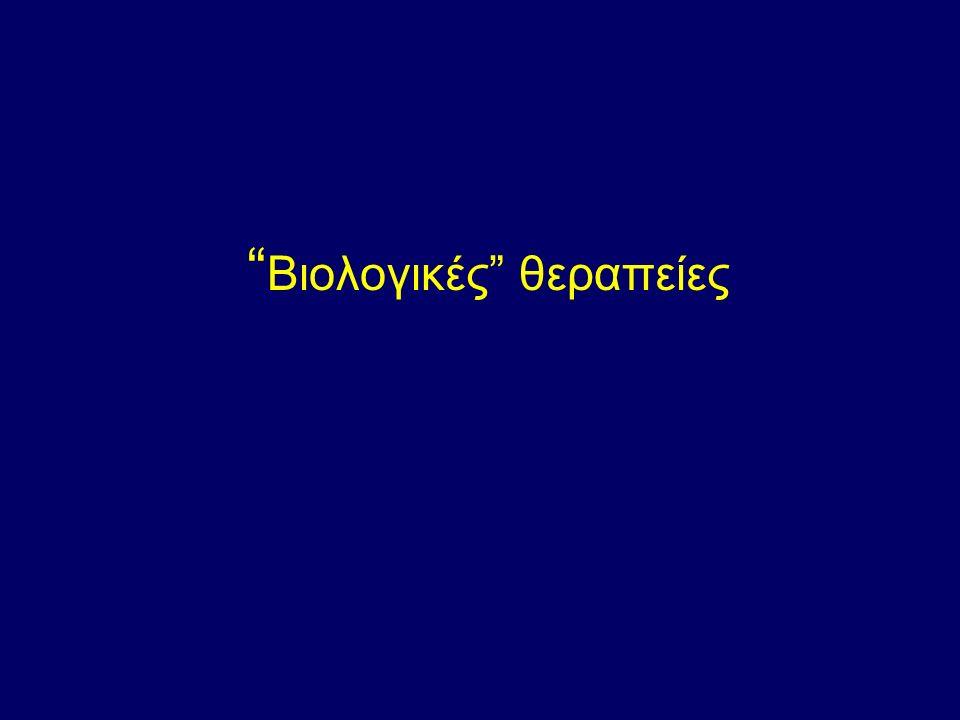 Βιολογικές θεραπείες
