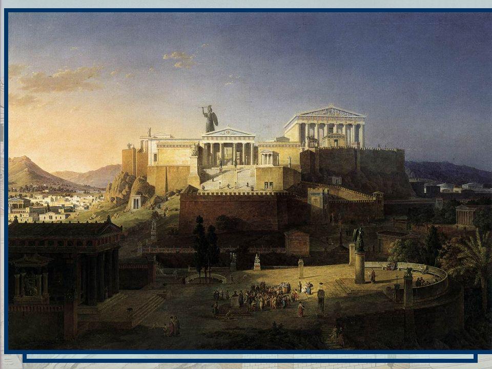 Η Ακρόπολη των Αθηνών όπως ήταν στα κλασικά χρόνια