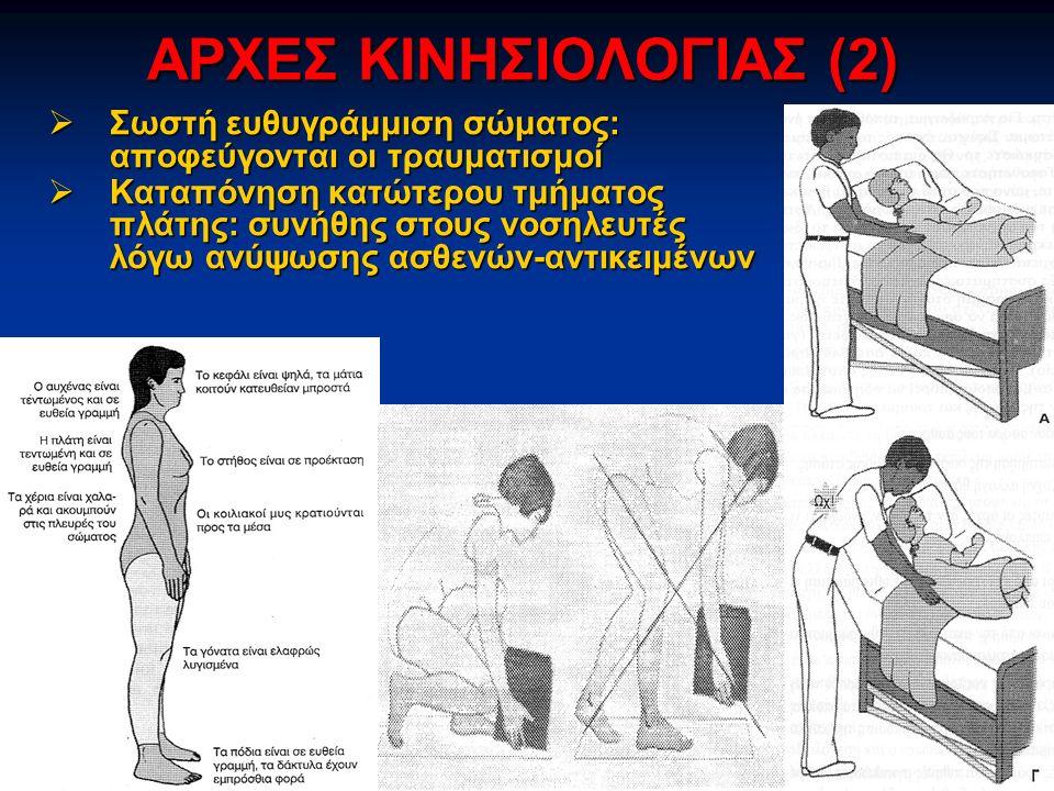 ΑΡΧΕΣ ΚΙΝΗΣΙΟΛΟΓΙΑΣ (2)