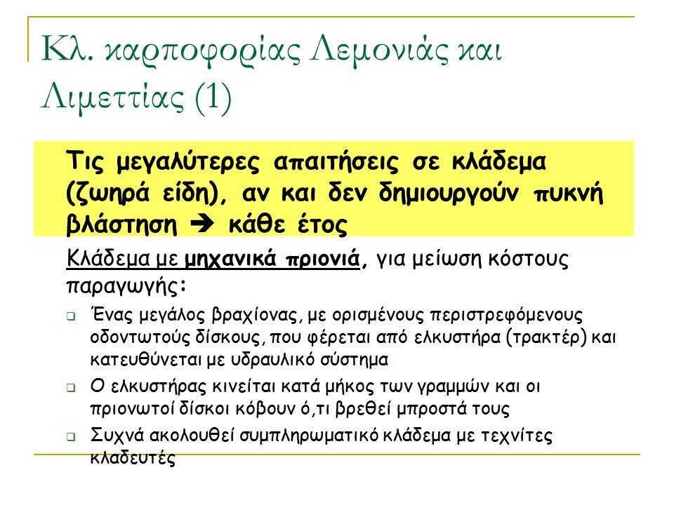 Κλ. καρποφορίας Λεμονιάς και Λιμεττίας (1)