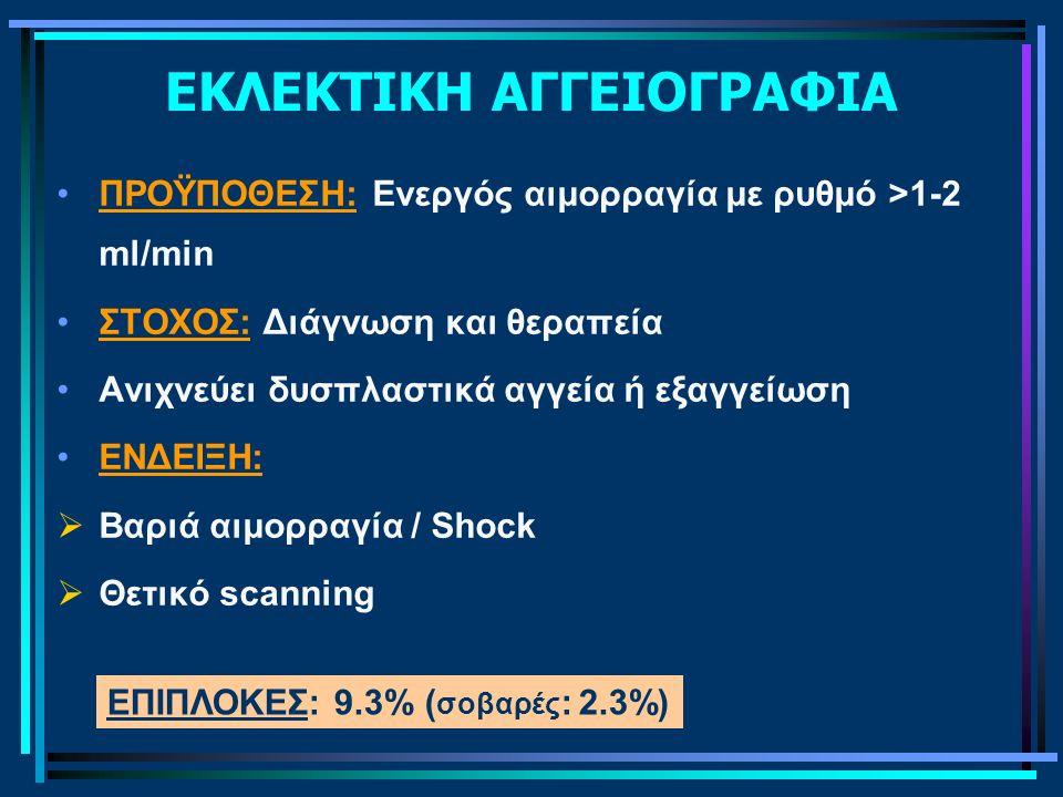 ΕΚΛΕΚΤΙΚΗ ΑΓΓΕΙΟΓΡΑΦΙΑ
