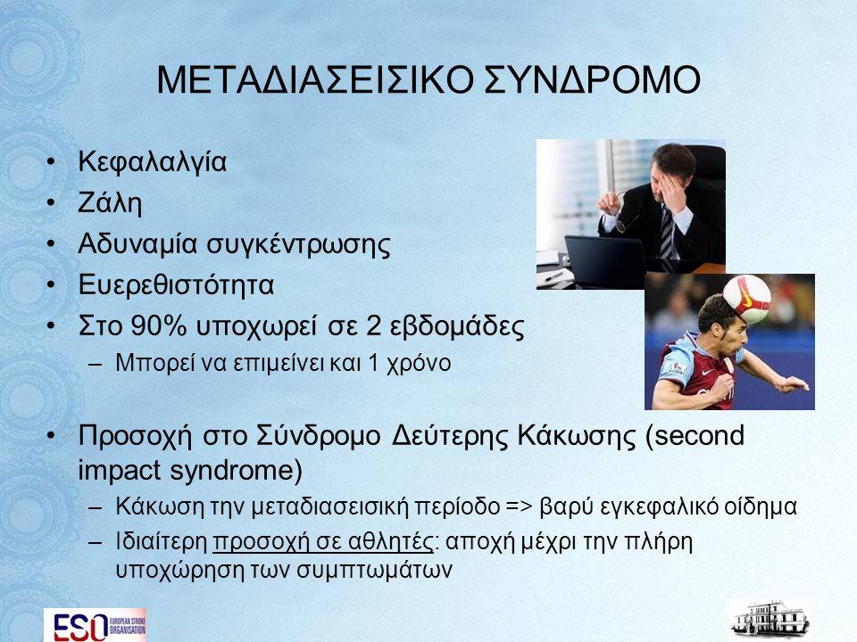 ΜΕΤΑΔΙΑΣΕΙΣΙΚΟ ΣΥΝΔΡΟΜΟ