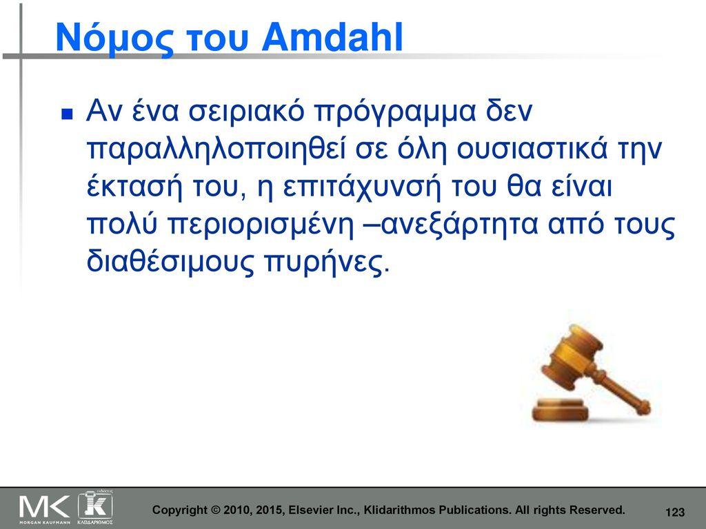 Νόμος του Amdahl
