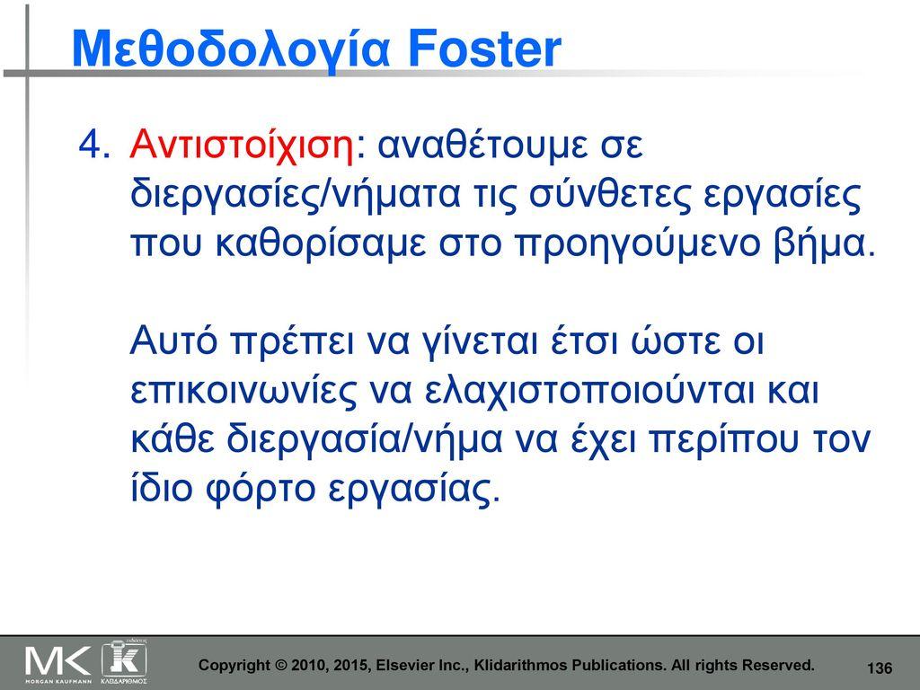 Μεθοδολογία Foster