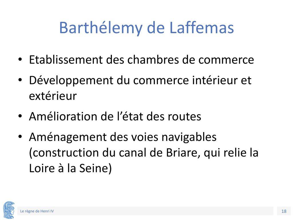 Barthélemy de Laffemas