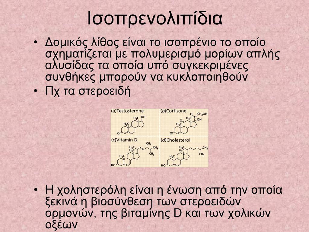Ισοπρενολιπίδια