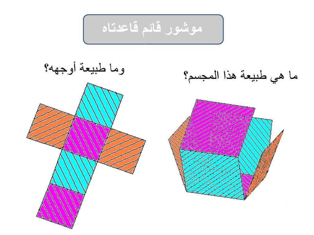 موشور قائم قاعدتاه مربع