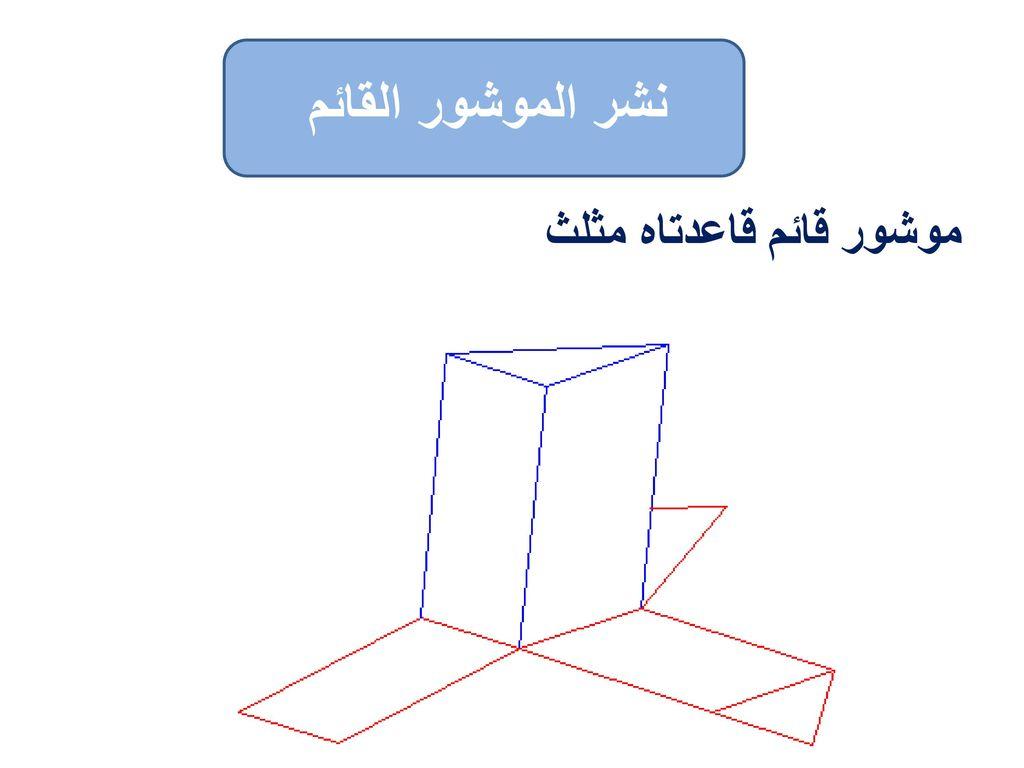 موشور قائم قاعدتاه مثلث