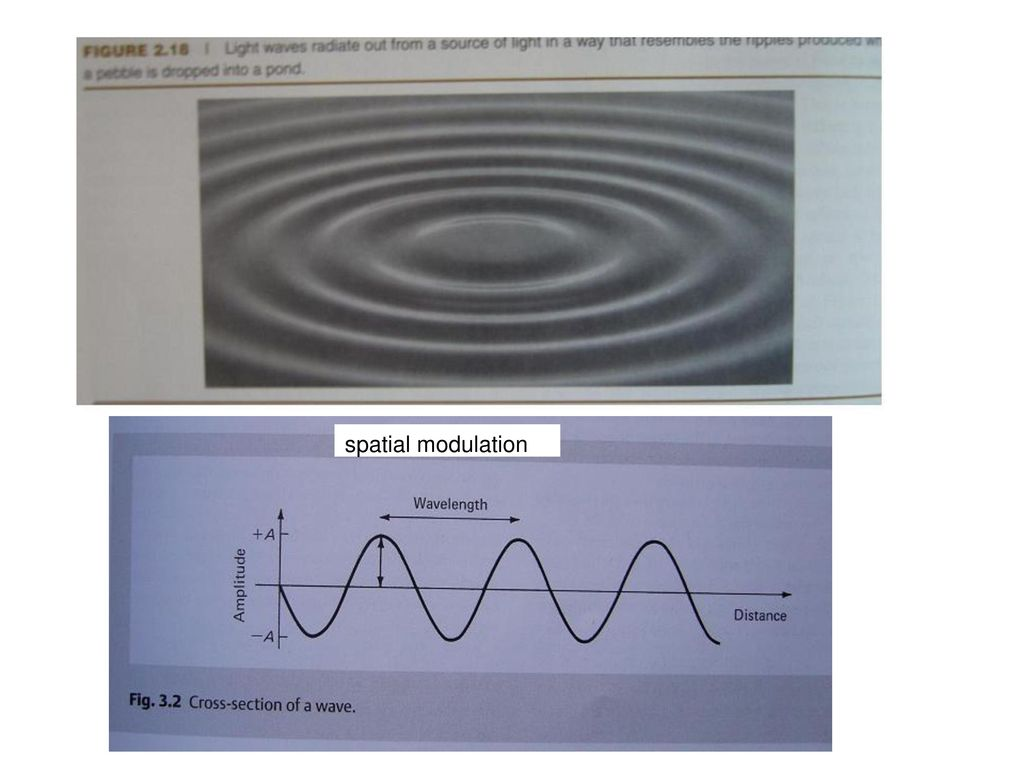 spatial modulation