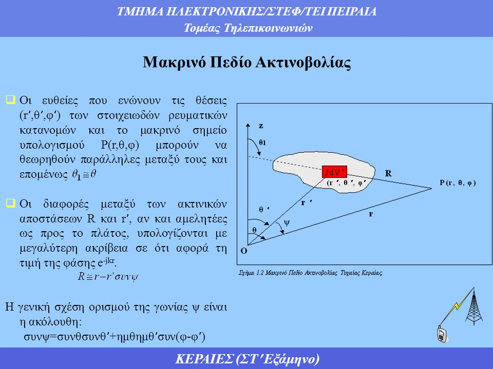 Μακρινό Πεδίο Ακτινοβολίας