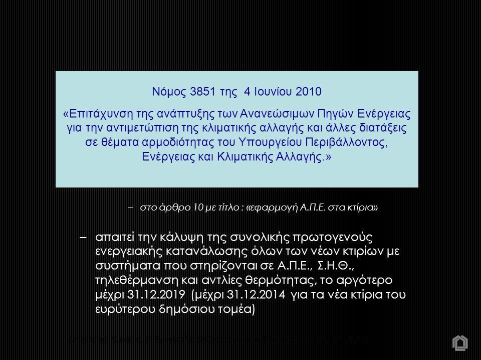 Νόμος 3851 της 4 Ιουνίου 2010