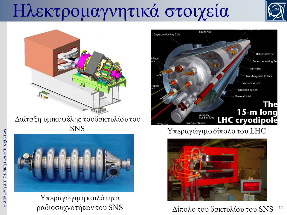 Ηλεκτρομαγνητικά στοιχεία